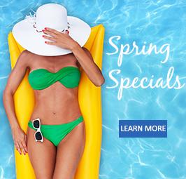 Spring Specials Sidebar Image
